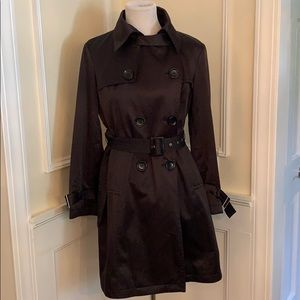 Michael Kors trench coat with removable lining